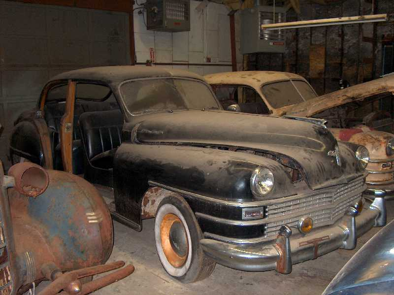 Chrysler Project Cars for Sale